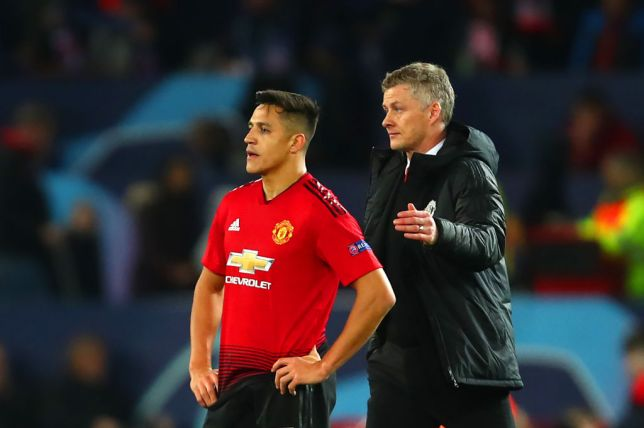 7a1c50e71 Man United forward Alexis Sanchez ready to snub a move out of Old Trafford