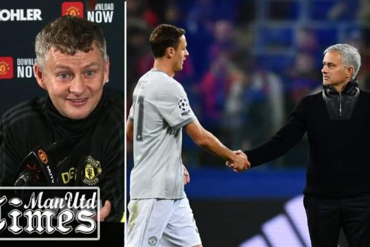 Man United reveal how much Nemanja Matic would cost Tottenham and Inter Milan
