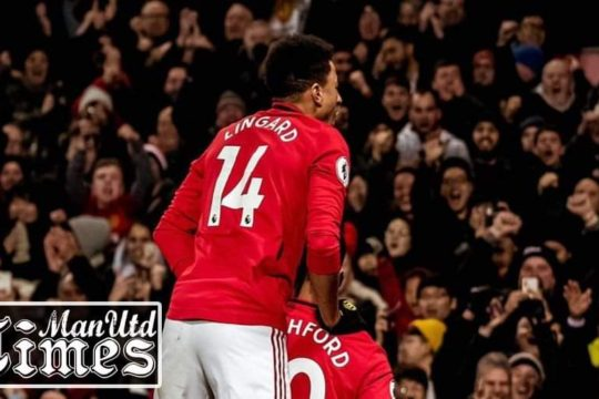 Jesse Lingard fires early warning to Manchester City after Tottenham 2-1 victory