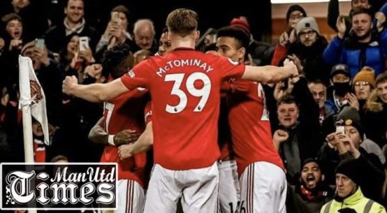Ole Gunnar Solskjaer claims Scott McTominay is almost 'undroppable' after Spurs win